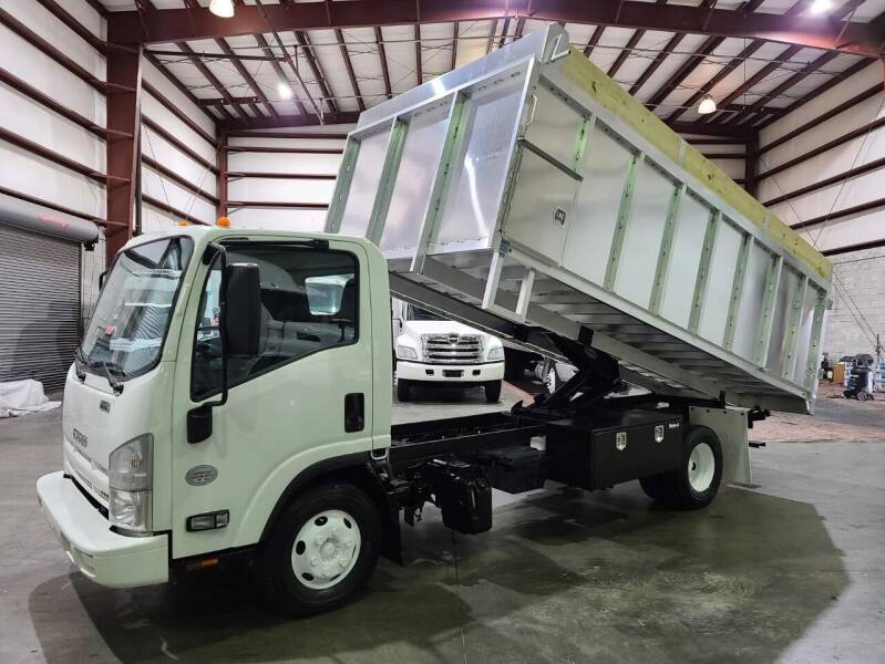 2013 Isuzu NPR-HD for sale at Transportation Marketplace in West Palm Beach FL