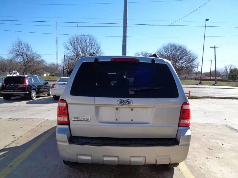 2009 Ford Escape XLT 4dr SUV V6 - Dallas TX