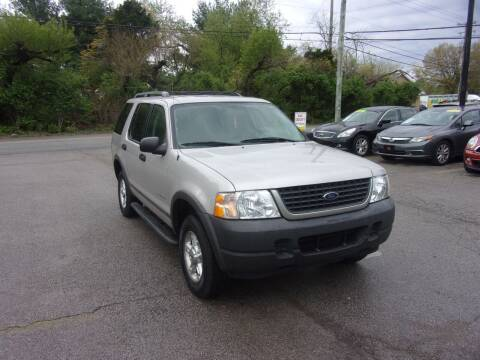 2004 Ford Explorer for sale at Auto Sales Sheila, Inc in Louisville KY