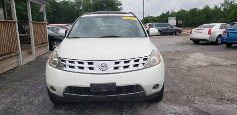 2003 Nissan Murano for sale at Anthony's Auto Sales of Texas, LLC in La Porte TX