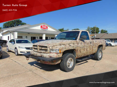 1999 Dodge Ram Pickup 1500 for sale at Turner Auto Group in Greenwood MS