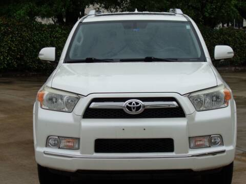 2011 Toyota 4Runner for sale at Auto Starlight in Dallas TX