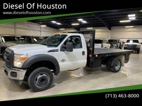 2011 Ford F-550 Super Duty for sale at Diesel Of Houston in Houston TX
