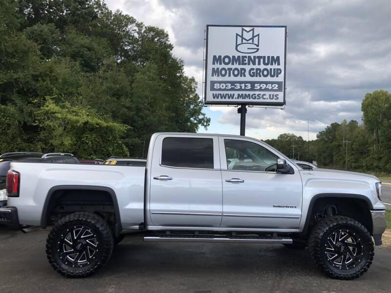 2018 GMC Sierra 1500 for sale at Momentum Motor Group in Lancaster SC
