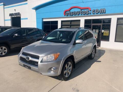 2010 Toyota RAV4 for sale at ETS Autos Inc in Sanford FL