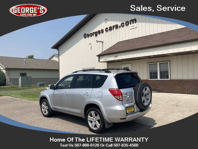 2008 Toyota RAV4 for sale at GEORGE'S CARS.COM INC in Waseca MN