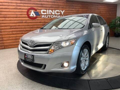2015 Toyota Venza for sale at Dixie Motors in Fairfield OH