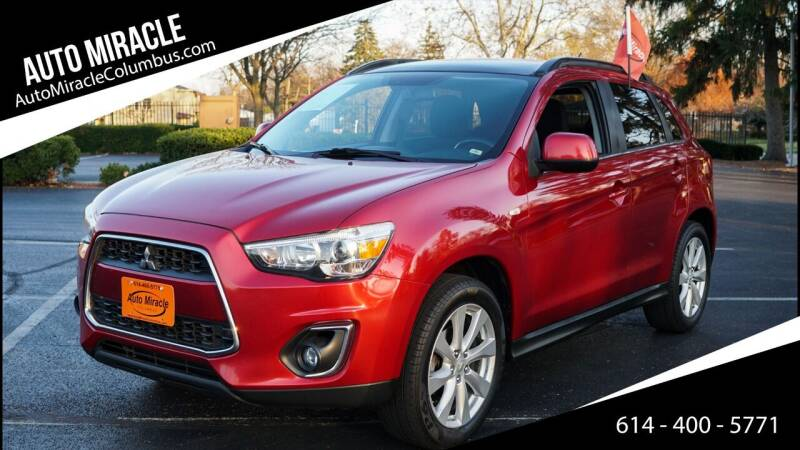2014 Mitsubishi Outlander Sport for sale at Auto Miracle in Columbus OH
