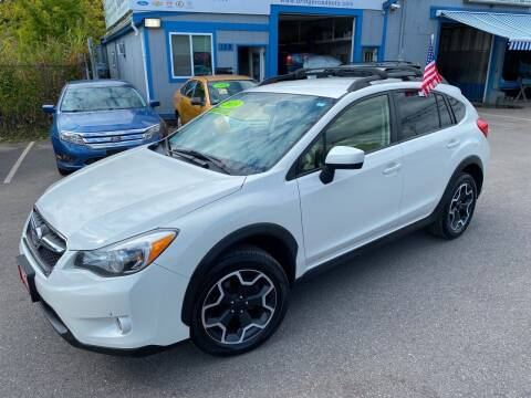 2015 Subaru XV Crosstrek for sale at Bridge Road Auto in Salisbury MA