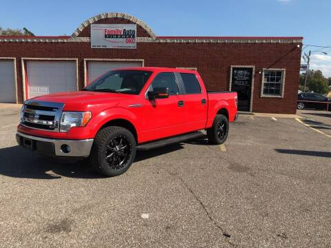 2013 Ford F-150 for sale at Family Auto Finance OKC LLC in Oklahoma City OK