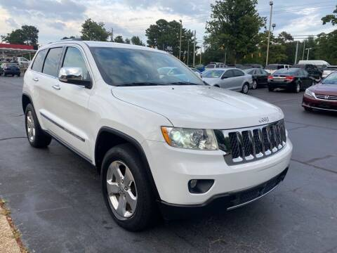 2013 Jeep Grand Cherokee for sale at JV Motors NC 2 in Raleigh NC