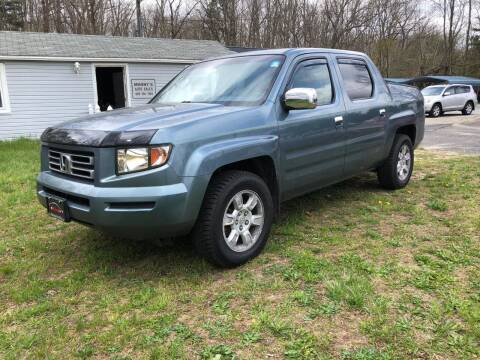 2008 Honda Ridgeline for sale at Manny's Auto Sales in Winslow NJ