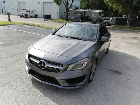 2014 Mercedes-Benz CLA for sale at Best Price Car Dealer in Hallandale Beach FL