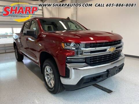 2021 Chevrolet Silverado 1500 for sale at Sharp Automotive in Watertown SD