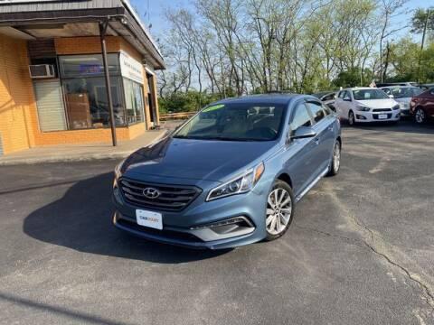 2015 Hyundai Sonata for sale at CARMART Of New Castle in New Castle DE