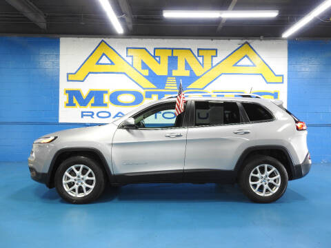 2018 Jeep Cherokee for sale at ANNA MOTORS, INC. in Detroit MI