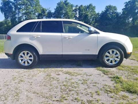 2007 Lincoln MKX for sale at Tennessee Valley Wholesale Autos LLC in Huntsville AL