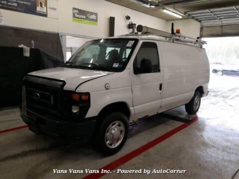 2013 Ford E-Series Cargo for sale at Vans Vans Vans INC in Blauvelt NY