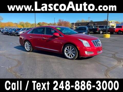 2013 Cadillac XTS for sale at Lasco of Waterford in Waterford MI