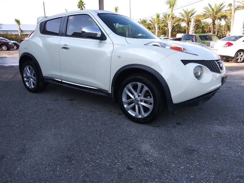 2011 Nissan JUKE for sale at AutoVenture Sales And Rentals in Holly Hill FL