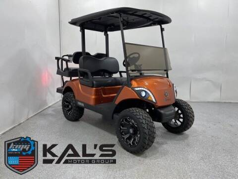 2017 Yamaha Electric DELUXE Street Legal N for sale at Kal's Motorsports - Golf Carts in Wadena MN