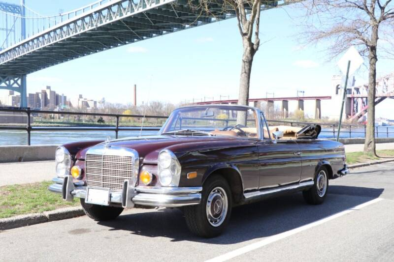 1971 Mercedes-Benz 280-Class for sale in Astoria, NY