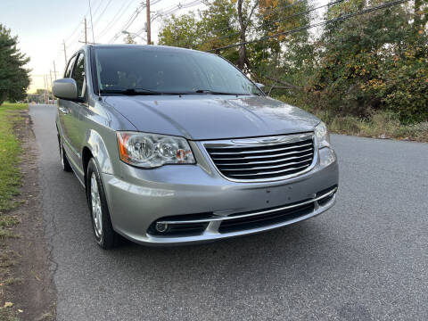 2014 Chrysler Town and Country for sale at B & M Auto Mall in Clifton NJ