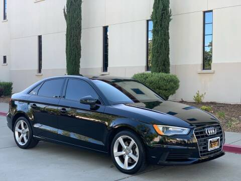 2015 Audi A3 for sale at Auto King in Roseville CA