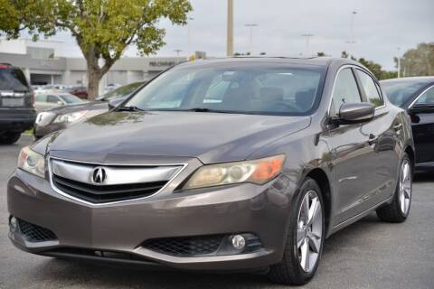 2013 Acura ILX for sale at Motor Car Concepts II - Kirkman Location in Orlando FL