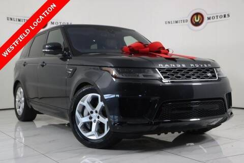2018 Land Rover Range Rover Sport for sale at INDY'S UNLIMITED MOTORS - UNLIMITED MOTORS in Westfield IN