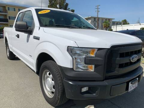 2015 Ford F-150 for sale at San Mateo Auto Sales in San Mateo CA