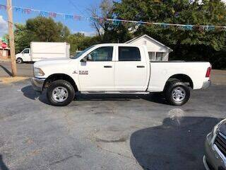 2013 RAM Ram Pickup 2500 for sale at Howard Johnson's  Auto Mart, Inc. in Hot Springs AR