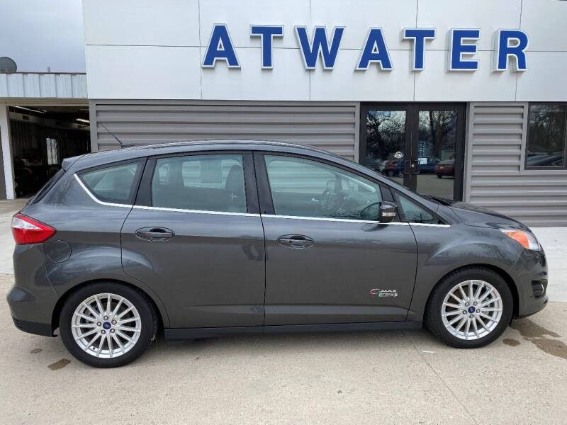 2016 Ford C-MAX Energi for sale at Atwater Ford Inc in Atwater MN