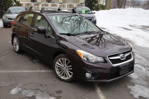 2013 Subaru Impreza for sale at FENTON AUTO SALES in Westfield MA