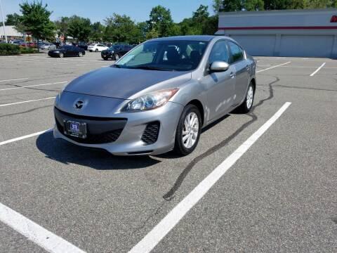 2012 Mazda MAZDA3 for sale at B&B Auto LLC in Union NJ