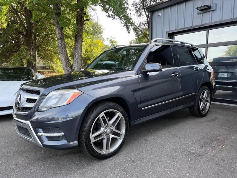 2013 Mercedes-Benz GLK for sale at Luxury Auto Company in Cornelius NC