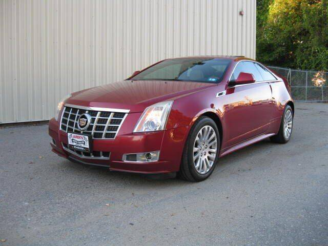 2014 Cadillac CTS for sale at Jareks Auto Sales in Lowell MA