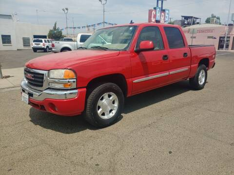 2006 GMC Sierra 1500 for sale at Faggart Automotive Center in Porterville CA