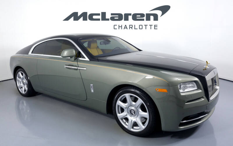 2015 Rolls-Royce Wraith for sale in Charlotte, NC