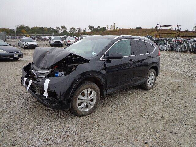 2013 Honda CR-V for sale at S & M IMPORT AUTO in Omaha NE