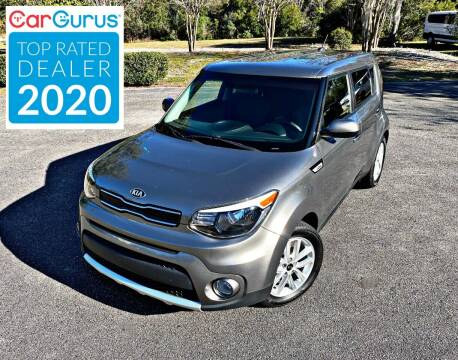 2017 Kia Soul for sale at Brothers Auto Sales of Conway in Conway SC