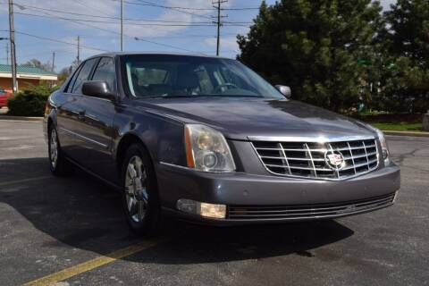 2007 Cadillac DTS for sale at NEW 2 YOU AUTO SALES LLC in Waukesha WI