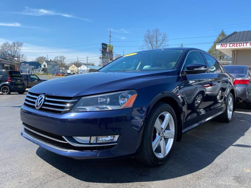 2015 Volkswagen Passat for sale at WOLF'S ELITE AUTOS in Wilmington DE