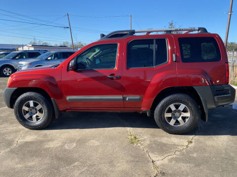 2012 Nissan Xterra for sale at Bobby Lafleur Auto Sales in Lake Charles LA