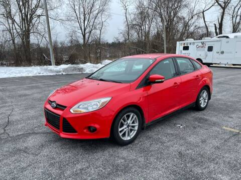 2014 Ford Focus for sale at Jackie's Car Shop in Emigsville PA