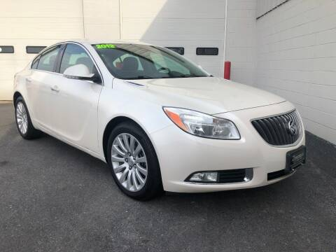 2012 Buick Regal for sale at Zimmerman's Automotive in Mechanicsburg PA