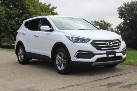 2018 Hyundai Santa Fe Sport for sale at Harrison Auto Sales in Irwin PA