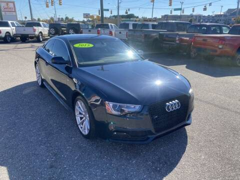 2015 Audi A5 for sale at Sell Your Car Today in Fayetteville NC