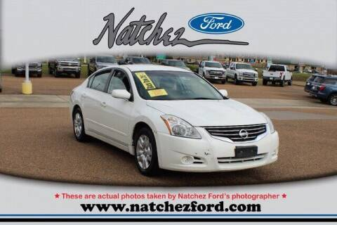 2012 Nissan Altima for sale at Auto Group South - Natchez Ford Lincoln in Natchez MS