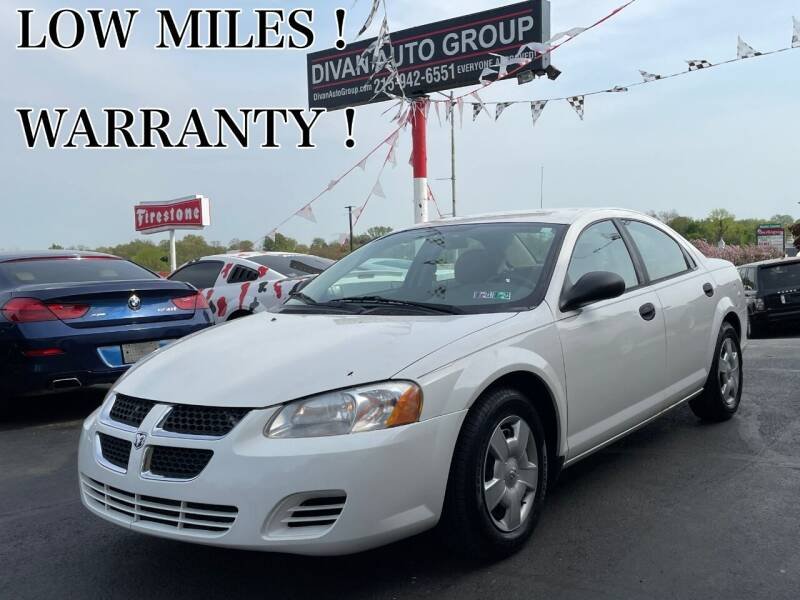 2004 Dodge Stratus for sale in Feasterville, PA
